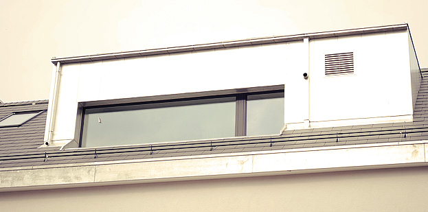 pose de fenêtre à Résidence Bel-Orme