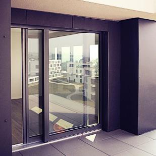 pose de fenêtre à Champagny New